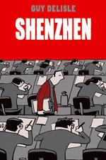 Cover des Buches Shenzhen von Guy Delisle